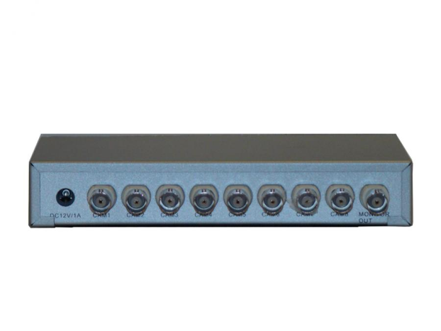 quad per tvcc, quadrivisore per telecamere circuito chiuso, quad per telecamere