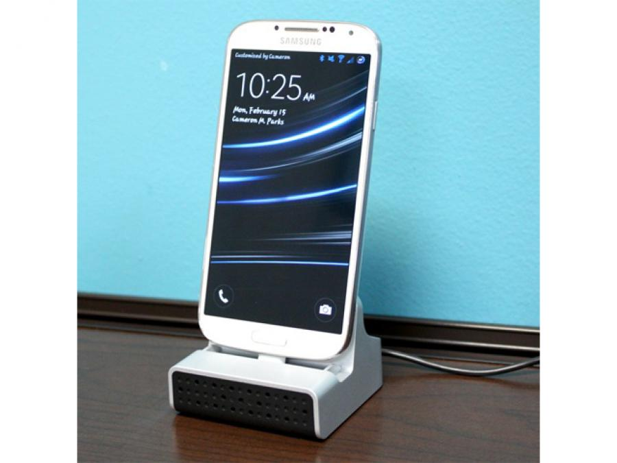 microspia caricabatterie smartphone