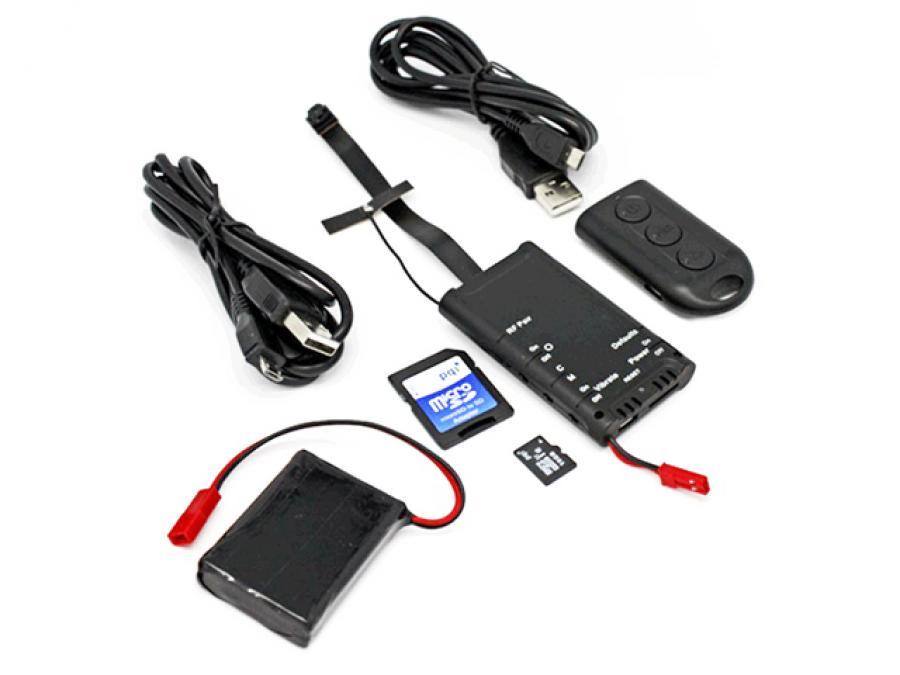 microcamera wifi con registrazione e controllo remoto iphone android