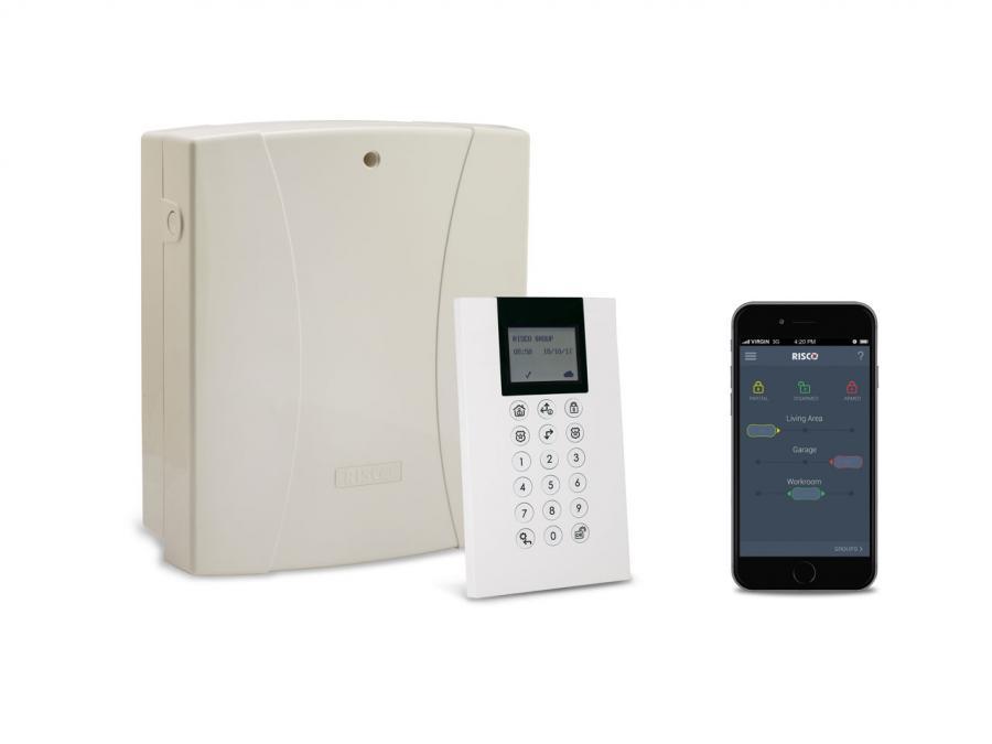 Centrale d'allarme 8 -50 zone Risco LightSYS 2