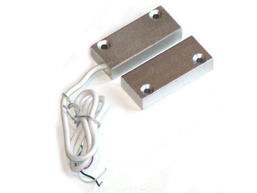 Contatto Magnetico per porte blindate, cancelli, inferriate e persiane in ferro grande