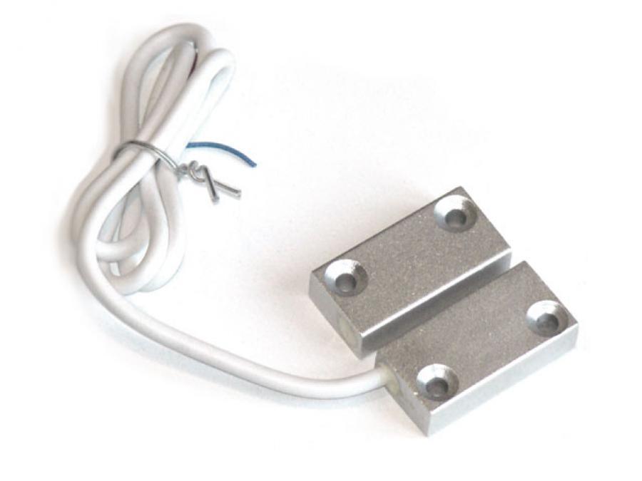 Contatto Magnetico per porte blindate, finestre e infissi in ferro piccolo