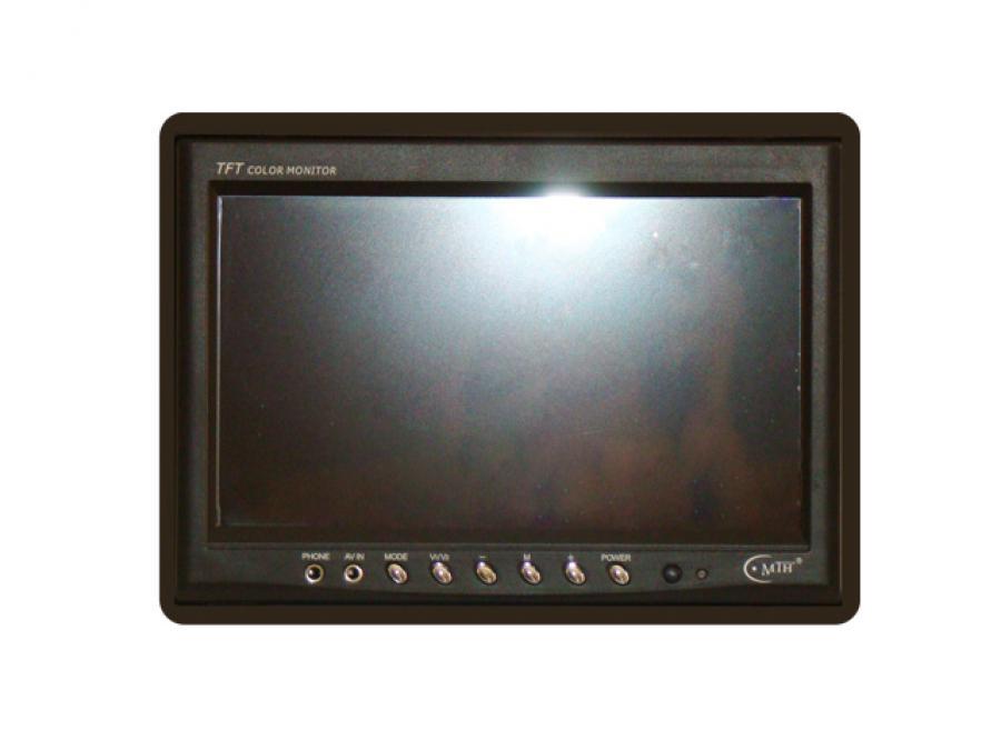 Monitor Videosorveglianza 10 pollici con HDMI e VGA per TVCC