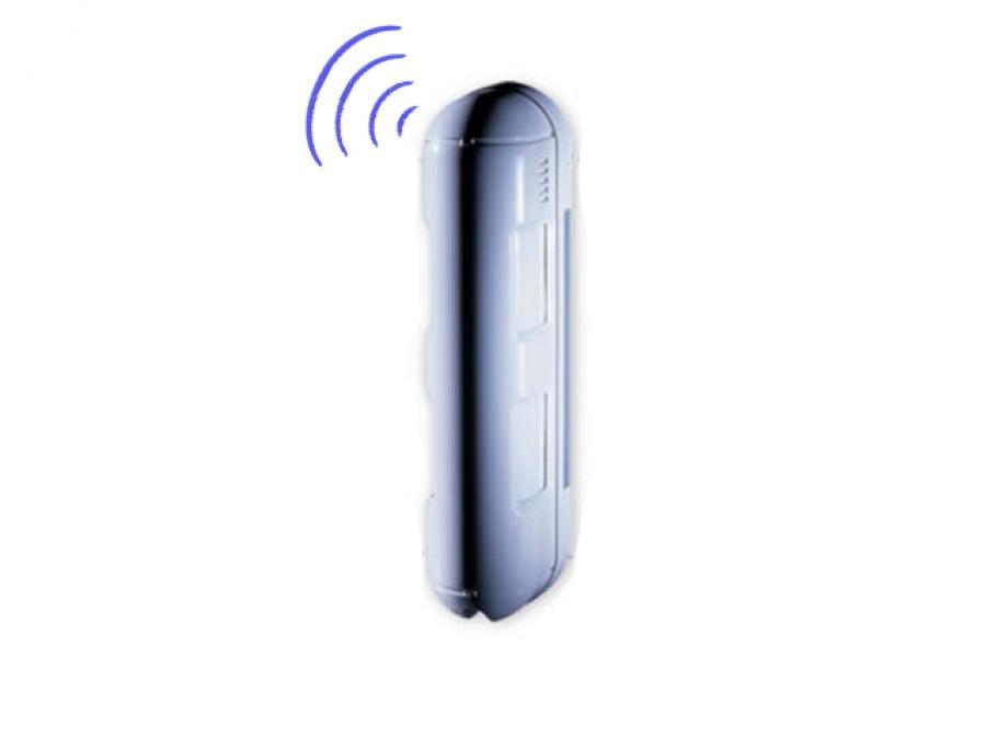 Barriera esterna wireless ad infrarossi doppia tenda 24 metri Pet Immune