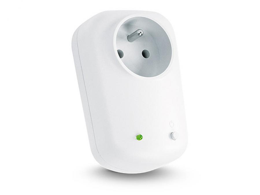 Presa comandata wireless per centrali Satel