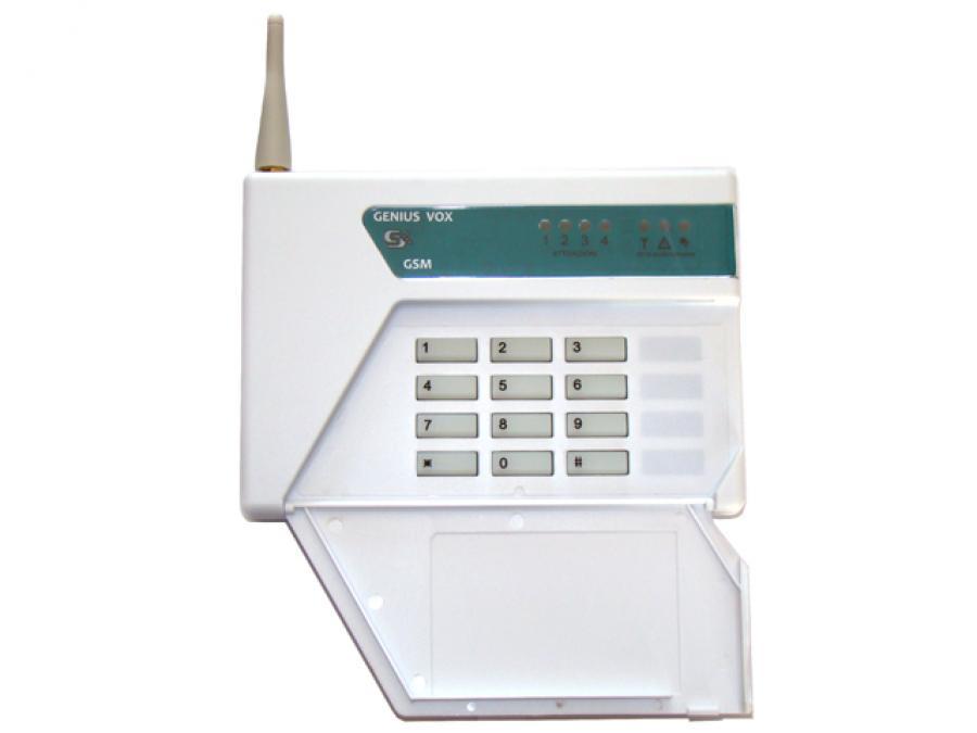 Combinatore telefonico GSM universale con scheda SIM per antifurto