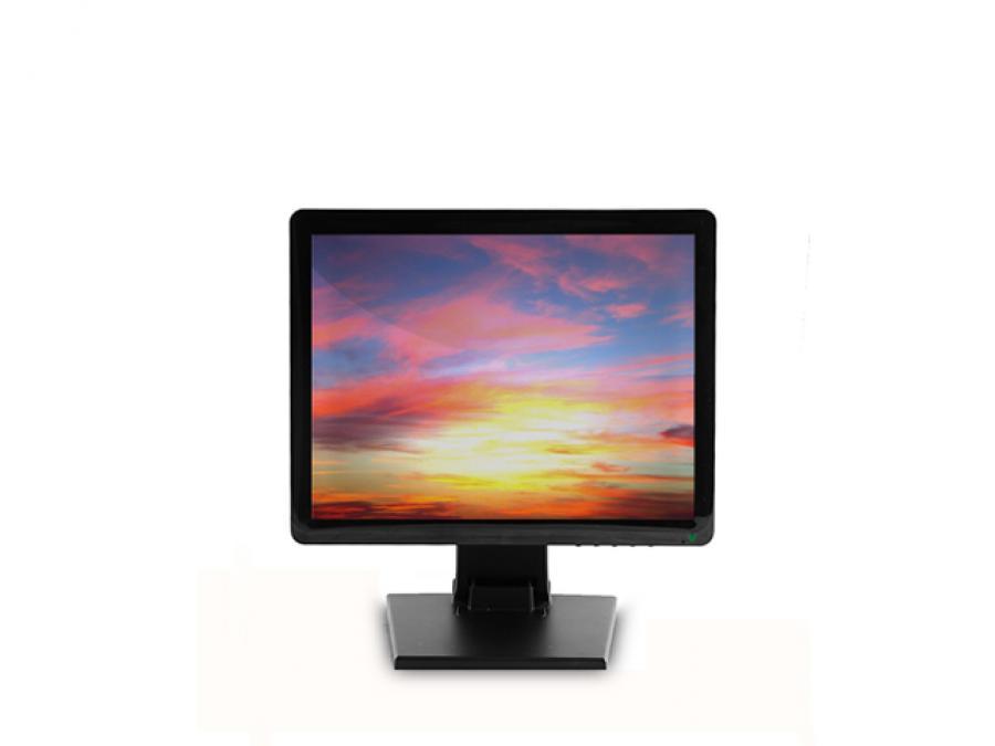 Monitor Videosorveglianza 12 pollici con BNC, HDMI e VGA per TVCC