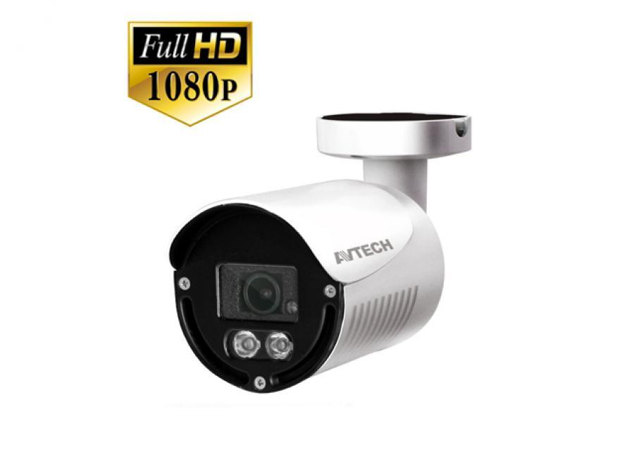 Mini Telecamera videosorveglianza professionale esterno/interno analogica HD-TVI Sony CMOS 2 Megapixel Full HD