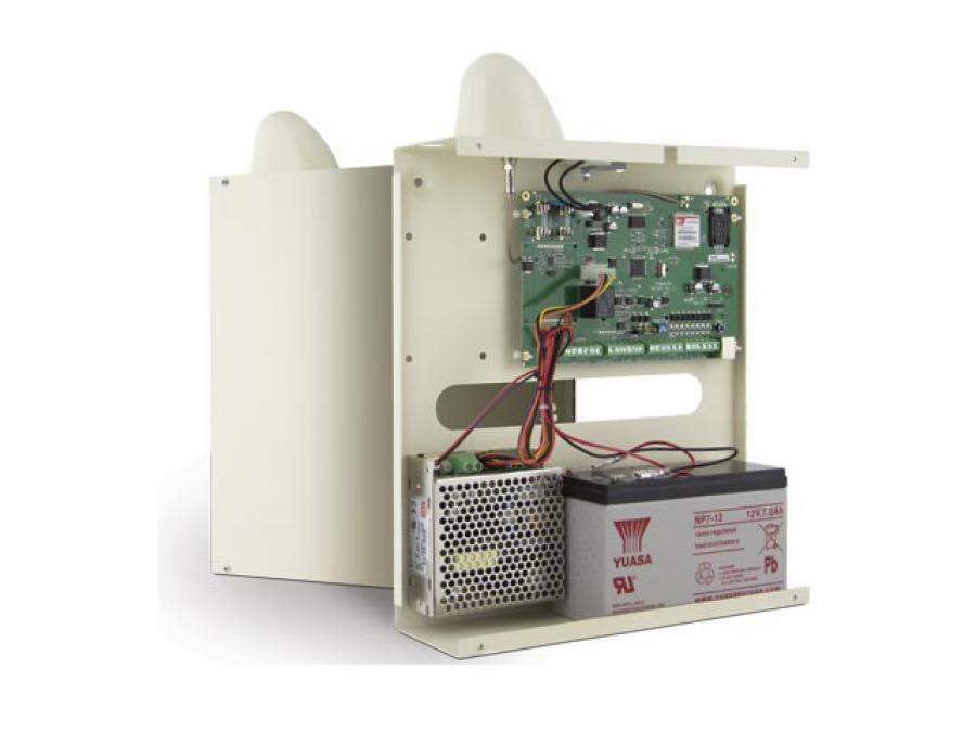 Centrale allarme 8 zone espandibile a 24 con combinatore GSM integrato e App