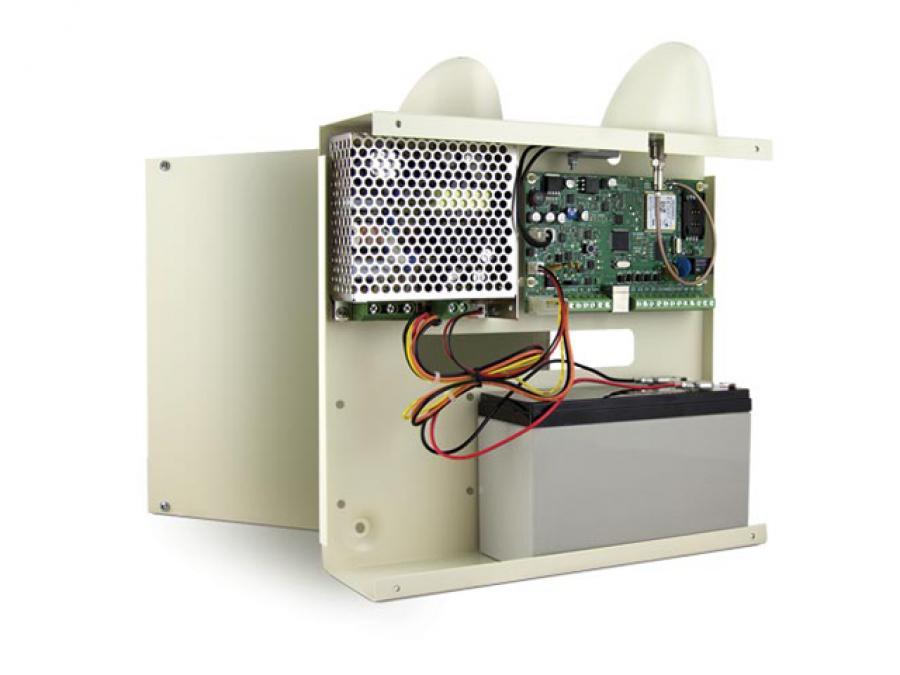 Centrale allarme 5 zone con combinatore GSM integrato e App