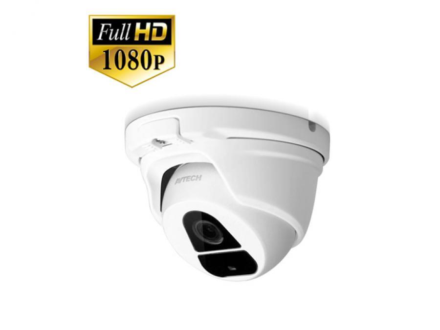 Mini Dome videosorveglianza professionale esterno/interno analogica HD-TVI Sony CMOS 2 Megapixel Full HD