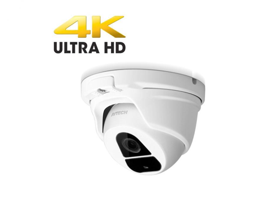 Mini Dome videosorveglianza professionale esterno/interno analogica Sony CMOS 4in1 5 Megapixel 4K