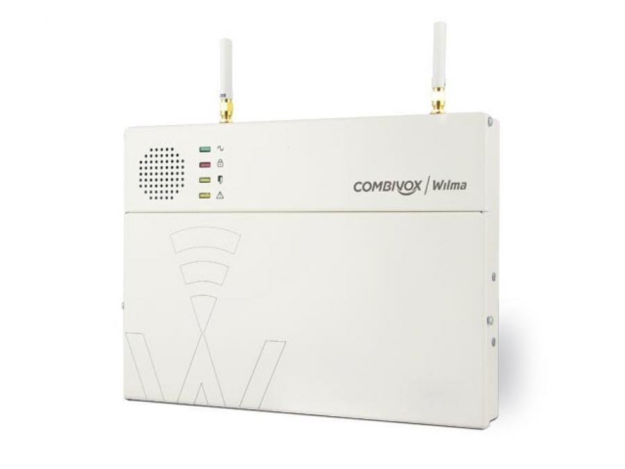 Centrale d'allarme 36 zone wireless con combinatore GSM integrato e App