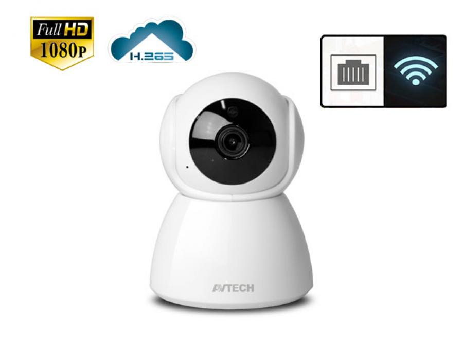 IP Camera WIFI interno motorizzata professionale con brandeggio Pan/Tilt