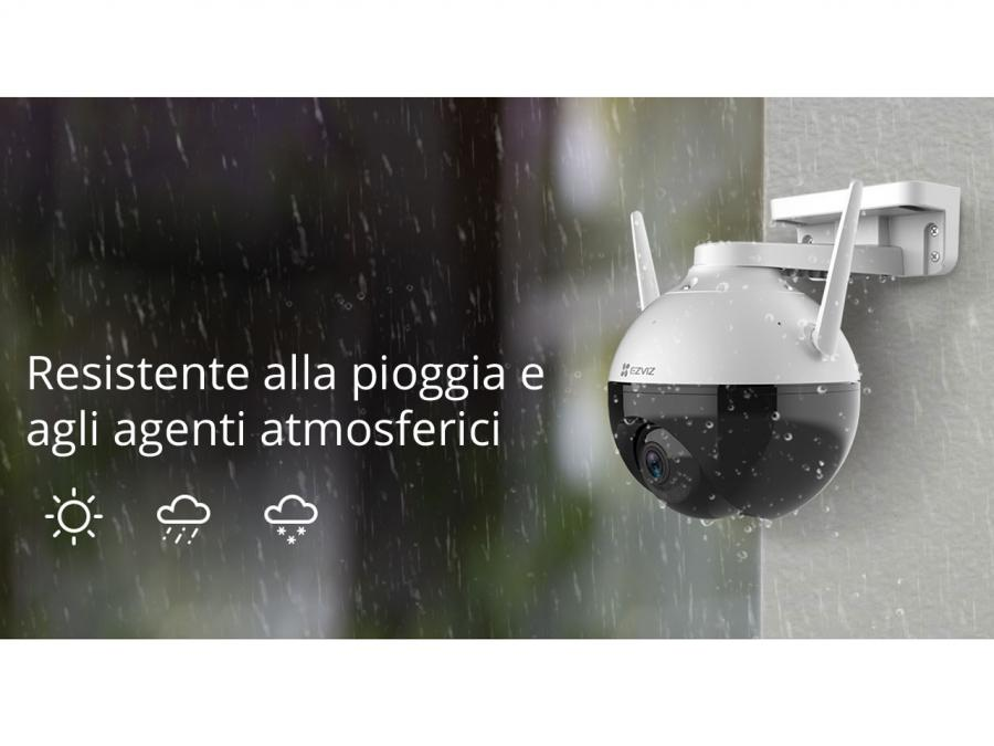 IP camera wireless da esterno
