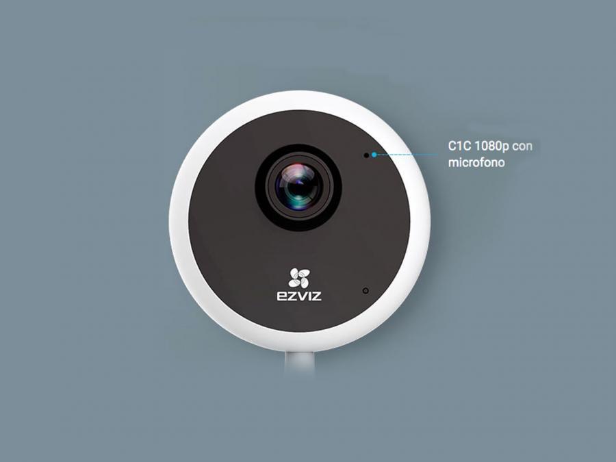 IP cam con audio bidirezionale
