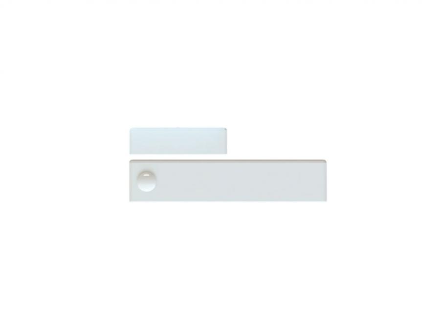 Contatto magnetico wireless bidirezionale  COLORE: bianco o marrone